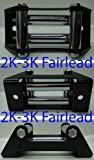 Universal Heavy Duty ATV Winch Fairlead 2k to 3k Lb