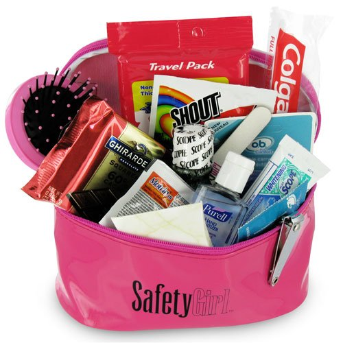 SafetyGirl SFTGIRL1000001143 16 Piece The Deluxe Ladies Night Out Kit