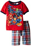 DC Comics Boys 2-7 Justice League Short Set