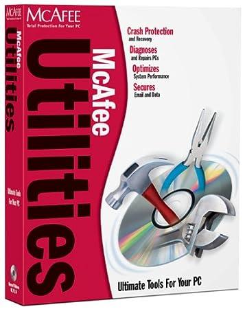 McAfee Utilities 4.0