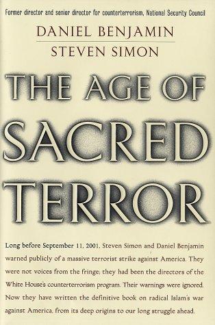 The Age of Sacred Terror, Daniel Benjamin, Steven Simon