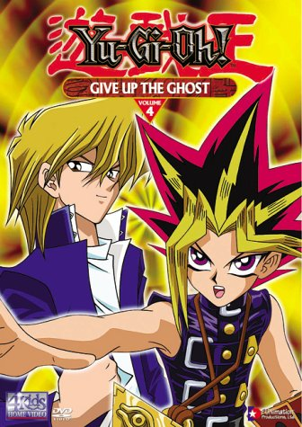 Yu-Gi-Oh: Give Up the Ghost [DVD] [2002] [Region 1] [US Import] [NTSC]