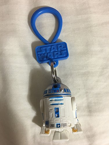 Star Wars - R2-D2 Keychain Character Bag Clip Figure