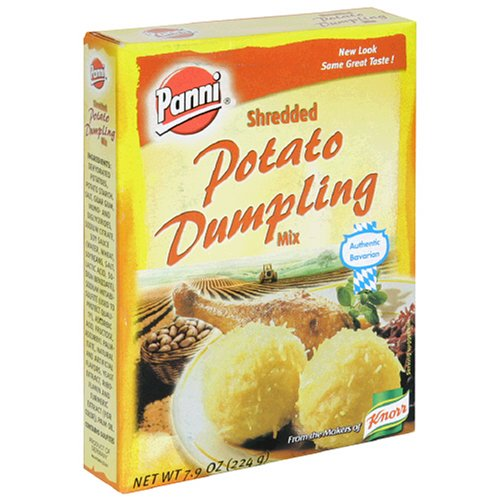 Panni Shredded Potato Dumplings, 7.9-Ounce Units (Pack of 12) (Potato Dumpling Mix compare prices)