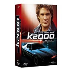K2000 - Saison 2 (French Version)