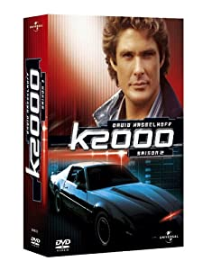 K2000, saison 2 - Coffret 6 DVD