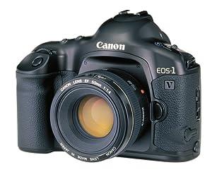 Canon EOS-1V Professional SLR Body