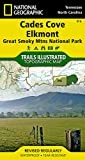 Cades Cove, Elkmont: Great Smoky Mountains National Park (National Geographic Trails Illustrated Map)