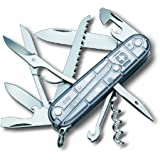 Victorinox Swiss Army Huntsman Silver Tech