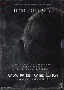 Varg Veum: Box 1 (Bitre blomster / Tornerose / Din til døden) [Region 2]