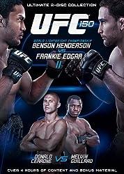 UFC 150: Henderson vs Edgar 2 [DVD]
