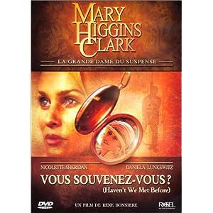 Mary Higgins Clark : Vous souvenez-vous affiche