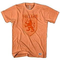 Holland Lion Shield T-Shirt