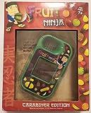 Fruit Ninja Mini Handheld Game Carabiner Edition
