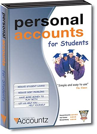 Personal Accounts Student Edition (PC)