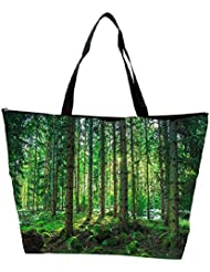 Snoogg Tall Tress With No Leaves Designer Waterproof Bag Made Of High Strength Nylon