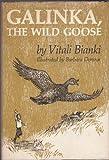 img - for Galinka, the wild goose (A Venture book) book / textbook / text book