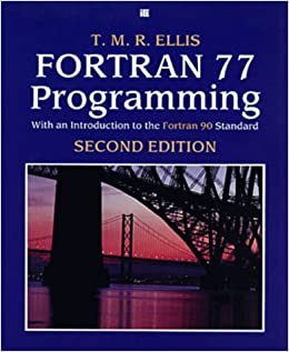 Introduciton to Programming using Fortran 95