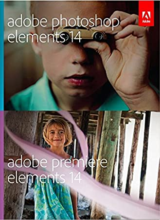 Adobe Photoshop Elements & Premiere Elements 14 [Mac Download]