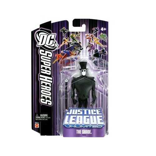 Picture of Mattel DC Super Heroes: Justice League Unlimited The Shade Action Figure (B000O3VOVC) (Mattel Action Figures)