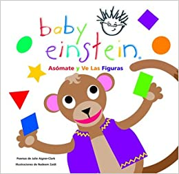 Baby Einstein: Asomate y ve las figuras: See and Spy Shapes, Spanish