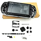 Housing Case Shell With Buttons Screwdrivers For Sony PSP 1000 1001 Black