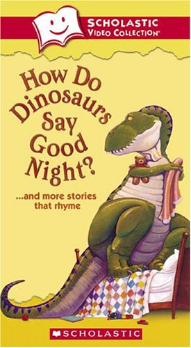 How Do Dinosaurs Say Good Night & More Stories [VHS] [Import]