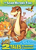 The Land Before Time, Vols. 10 & 11 (The Great Longneck Migration / Invasion of the Tinysauruses) (Bilingual)