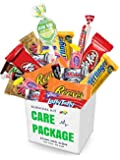 "Survival Kit | Candy Snack Care Package - 4"" x 4"" candy box 