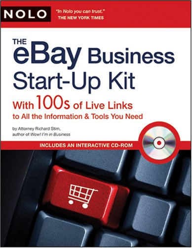 eBay Business Start-Up Kit: 100s of Live Links to All the Information & Tools You Need (Squaretrade Ebay compare prices)