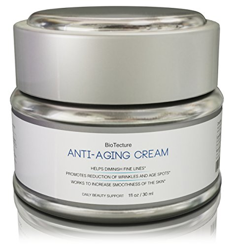 Anti-Aging Cream with Collagen - Best Skin Care Product! Helps Diminish Fine Lines, Works to Reduce Wrinkles and Age Spots. Natural Face Cream Definitely Worth a Try! Money Back Guarantee!