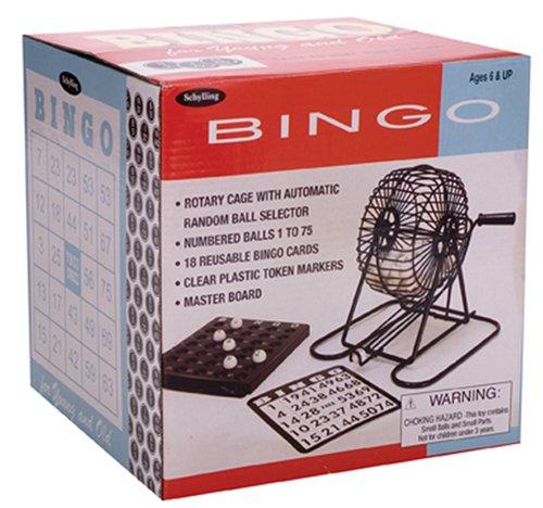 Jeu de Bingo Schylling