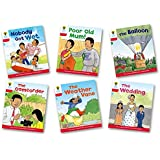 Oxford Reading Tree: Stage 4: More Stories A: Pack of six (one of each title and one GRN): Biff, Chip and Kipper Stories. Group / Guided Reading Notes