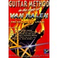 Guitar method in the style of Van Halen [the 50 hottest licks!]. by