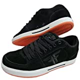 Fallen Shoes Patriot II black hazard orange