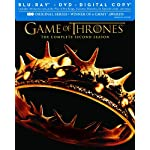 [US] Game of Thrones: Season 2 (2012) [Blu-ray + DVD + Digital Copy]