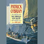 The Thirteen Gun Salute (       UNABRIDGED) by Patrick O'Brian Narrated by Simon Vance