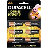 Duracell Alkaline Battery AA1 Pack Of 1 (6 Cell)