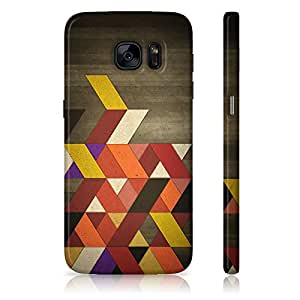 StyleStuffs Printed Back Case for Samsung Galaxy S6 Edge