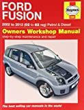 img - for Ford Fusion Service and Repair Manual: 2002-2012 (Haynes Service and Repair Manuals) book / textbook / text book