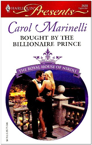 Image of Bought By The Billionaire Prince