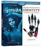 echange, troc Coffret Frissons 2 Blu-ray : Gothika / Identity [Blu-ray]