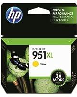 HP 951XL Cartouche d'encre d'origine Jaune