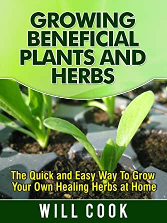 growing beneficial plants and herbs the quick and easy way to grow your own healing herbs at. Black Bedroom Furniture Sets. Home Design Ideas