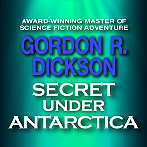Secret under Antarctica Audiobook