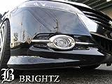 BRIGHTZ オデッセイ RB3 RB4 メッキフォグライトカバー  アブソルート アブソリュート