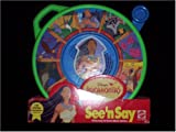 Pocahontas See 'n Say Talking Toy