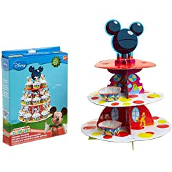 Wilton Mickey Mouse Cupcake Stand Kit 1510-4441