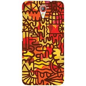 HTC Desire 620 Back Cover ( Designer Printed Hard Case)