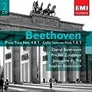 Beethoven: Piano Trios Nos. 4 & 5 - Cello Sonatas Nos. 3 & 5